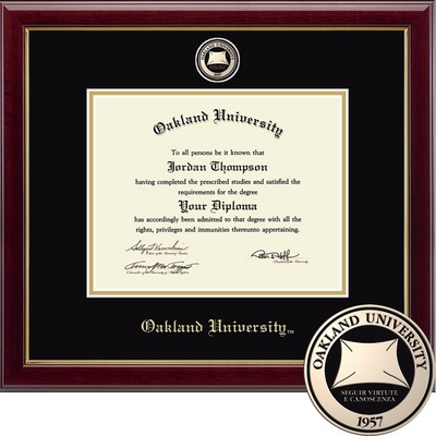 Church Hill Classics Masterpiece Diploma Frame
