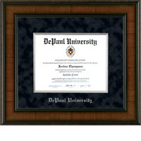Church Hill Classics Presidential Diploma Frame  Bachelors Masters