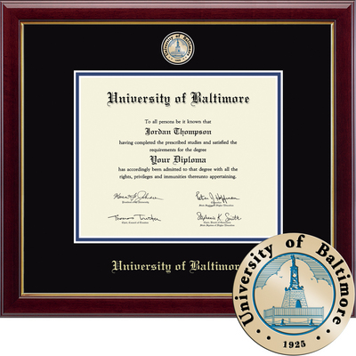Church Hill Classics Masterpiece Diploma Frame  BachelorsMastersPh.D.