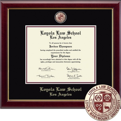 Church Hill Classics Masterpiece Diploma Frame. Law