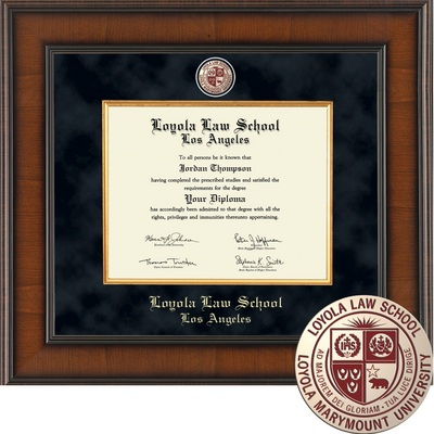 Church Hill Classics Presidential Diploma Frame. Law