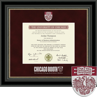 Church Hill Classics Regal Diploma Frame (Bachelors Masters Ph.D)