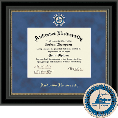 Church Hill Classics Regal Diploma Frame. Bachelors, Masters, PhD (Online Only)