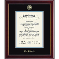 Church Hill Classics Masterpiece Certificate Frame