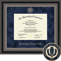 Church Hill Classics Regal Diploma Frame. Bachelors, Masters.