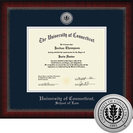 Church Hill Classics Engraved Diploma Frame. Law.