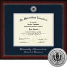 Church Hill Classics Engraved Diploma Frame. Business. Bachelors, Masters.