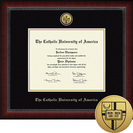 Church Hill Classics Engraved Diploma Frame. Bachelors, Masters
