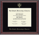 Church Hill Classics Embossed Studio Diploma Frame. Bachelors, Masters. (Online Only)