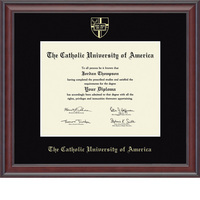Church Hill Classics Embossed Studio Diploma Frame. Bachelors Masters. (Online Only)