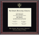 Church Hill Classics Embossed Studio Diploma Frame. Law (Online Only)