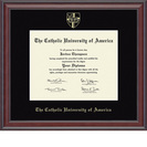 Church Hill Classics Embossed Studio Diploma Frame. PhD (Online Only)