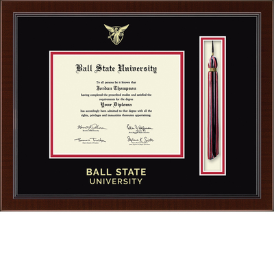 Church Hill Classics Tassel Diploma Frame. Associates Bachelors Masters (Online Only)
