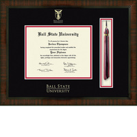 Church Hill Classics Tassel Diploma Frame. Associates, Bachelors, Masters (Online Only)