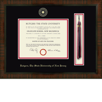Church Hill Classics Tassel Diploma Frame. Bachelors, Pre Oct. 2013 Masters or PhD