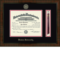 Church Hill Classics Tassel Diploma Frame. Bachelors, Masters, PhD.