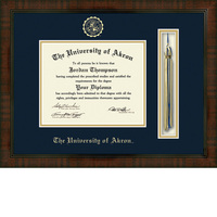 Church Hill Classics Tassel Diploma Frame. Associates, Bachelors, Masters.
