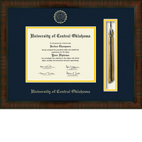 Church Hill Classics Tassel Diploma Frame. Associtates, Bachelors, Masters. (Online Only)