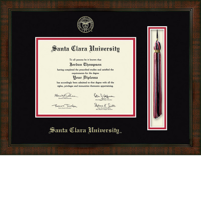 Church Hill Classics Tassel Diploma Frame. Bachelors Masters (Online Only)