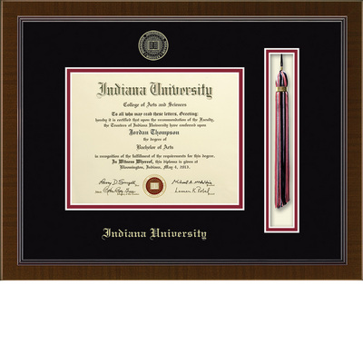 Church Hill Classics Tassel Diploma Frame. Bachelors Masters PhD (Online Only)