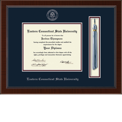 Church Hill Classics Tassel Diploma Frame. Associates Bachelors Masters. (Online Only)
