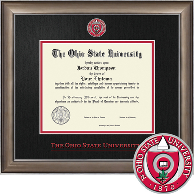 Church Hill Classics Dimensions Diploma Frame. Bachelors, Masters, PhD