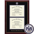 Church Hill Classics Double Document Diploma Frame. Bachelors Masters (Online Only)