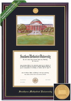 Framing Success Windsor Diploma and Litho Frame. Bachelors