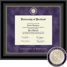 Church Hill Classics Regal Diploma Frame. Bachelors, Maters (Online Only)