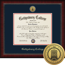 Church Hill Classics Engraved Diploma Frame. Bachelors
