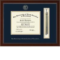 Church Hill Classics Tassel Diploma Frame. Bachelors