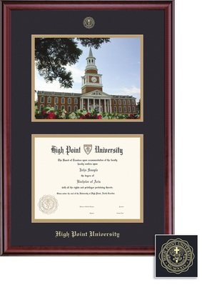 Framing Success Classic BA DiplomaPhoto Double Matted Diploma Frame