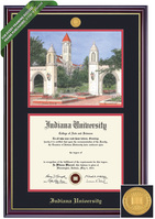 Framing Success Windsor Diploma & Litho Frame. Bachelors, Masters