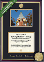 Framing Success Windsor Diploma and Litho Frame. Bachelors. Masters. PhD