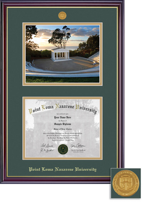 Framing Success Windsor Diploma & Photo Frame. Bachelors