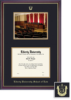 Framing Success Windsor Law Diploma and Photo Frame