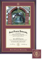 Framing Success Windsor Photo And Diploma Double Matted Diploma Frame