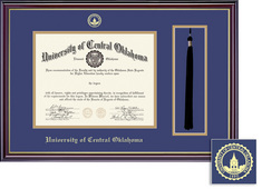 Framing Success Windsor Diploma Frame with Tassel
