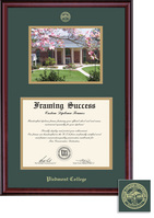 Framing Success Classic Diploma & Photo Frame Double Matted Diploma Frame