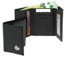 Mens Leather Wallet