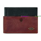 Fossil Leather Ryan RFID Execufold  Brown