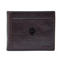 Fossil Leather Neel Large Coin Pocket Bifold
