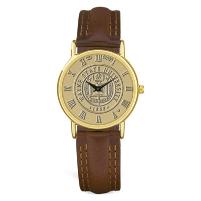 Mens Leather Watch (Online Only)