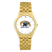 Mens Gold Rolled Link Watch