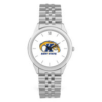 Mens Silver Rolled Link Watch