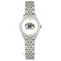 Womens Silver Rolled Link Watch