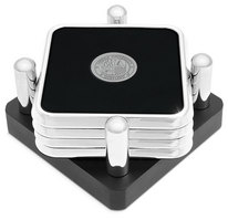 4 Silver Coasters Square (Online Only)