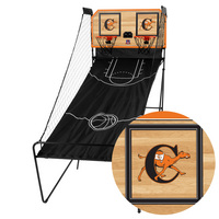 Campbell University Fighting Camel Classic Court Double Shootout Basketball Game