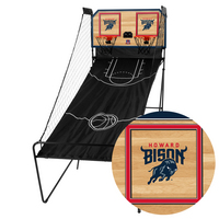 Howard University Bison Classic Court Double Shootout Basketball Game