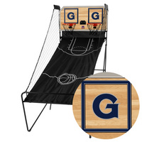 Georgetown Hoyas Classic Court Double Shootout Basketball Game